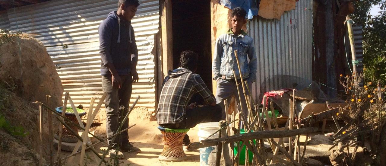 Direkte Soforthilfe für Erdbebenopfer in Nepal
